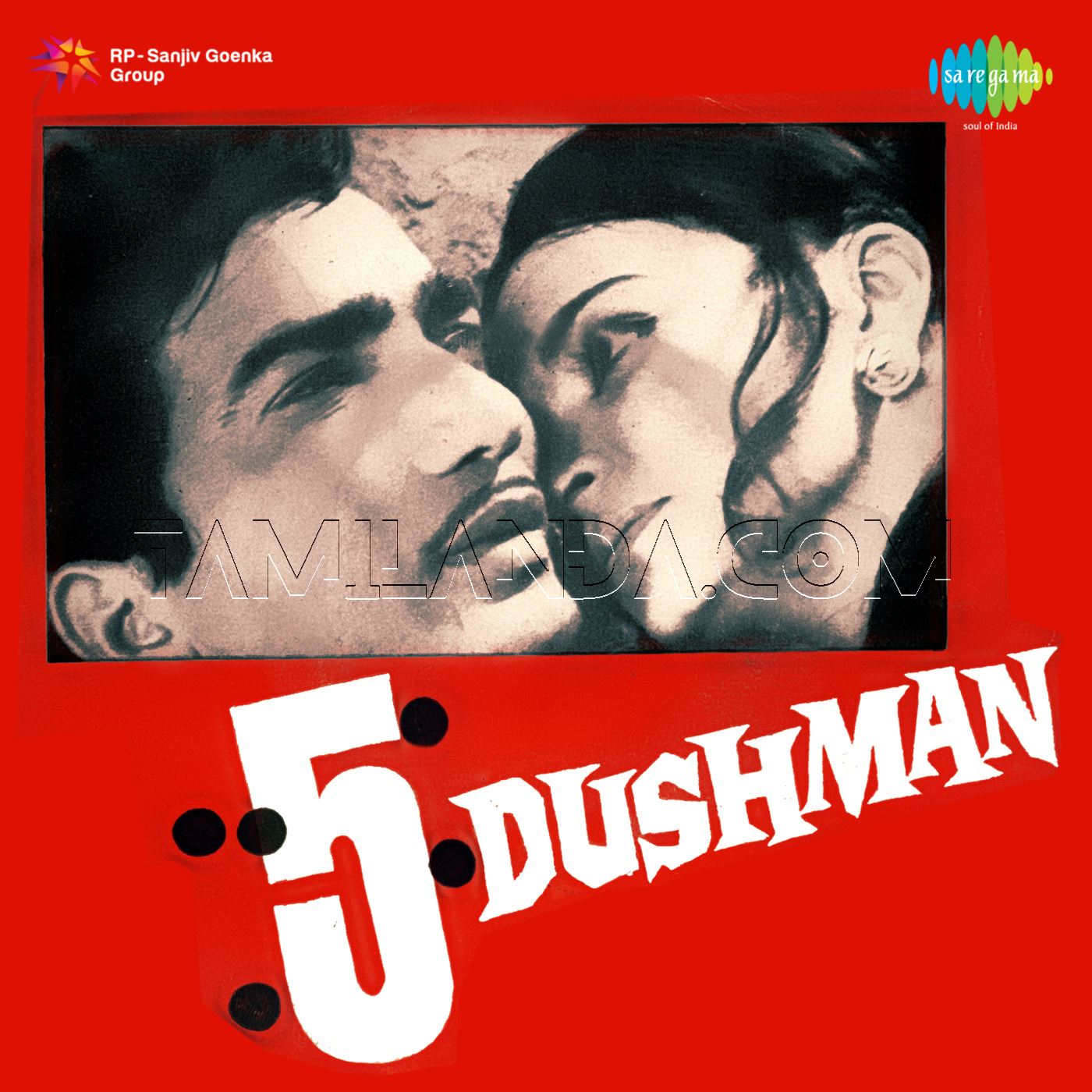 5 Dushman FLAC/WAV Songs
