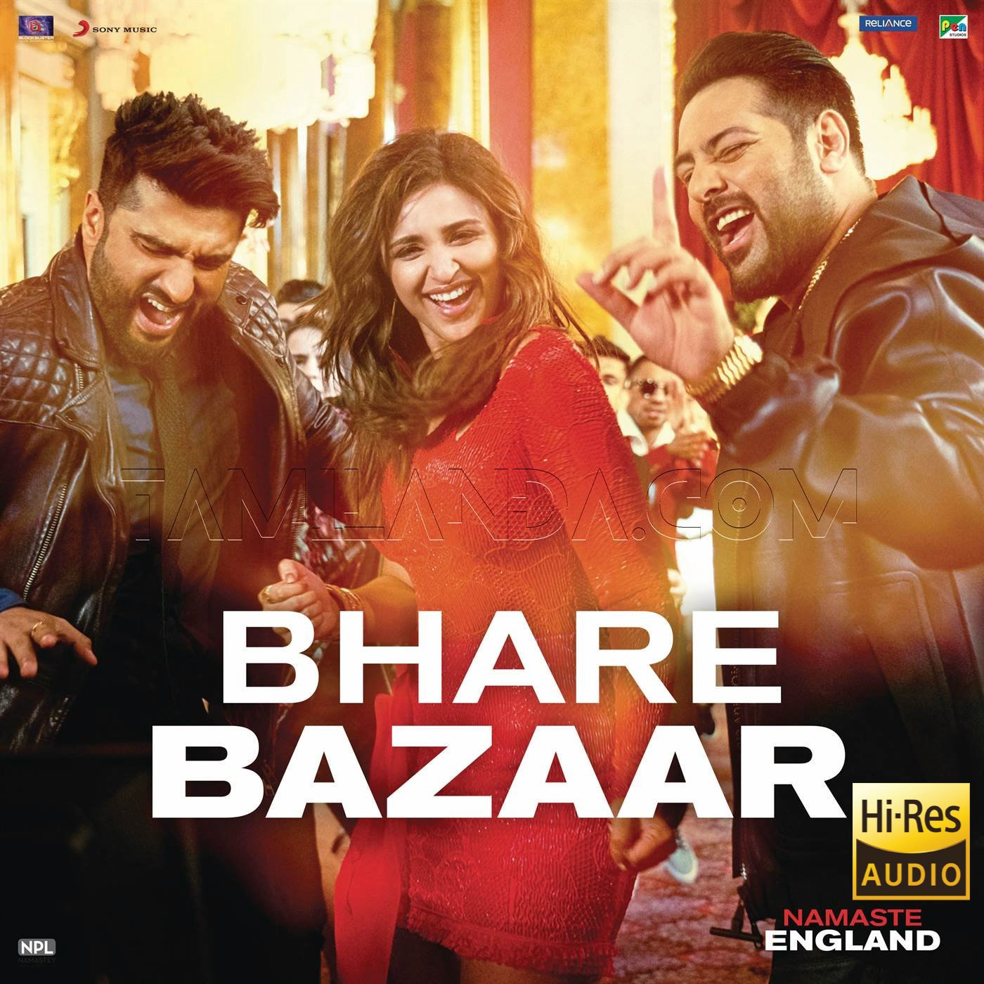 Bhare Bazaar (From Namaste England) – Single 24 BIT FLAC Song