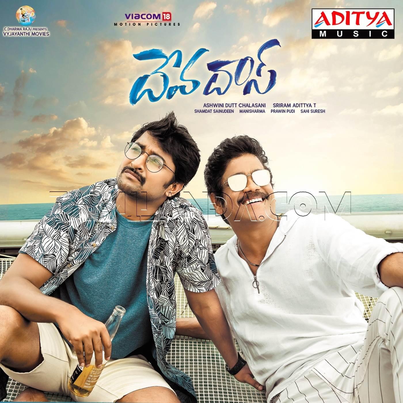 Devadas FLAC/WAV Songs