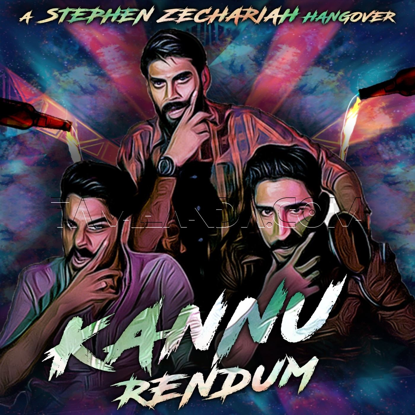 Kannu Rendum – Single Tamil Album FLAC Song