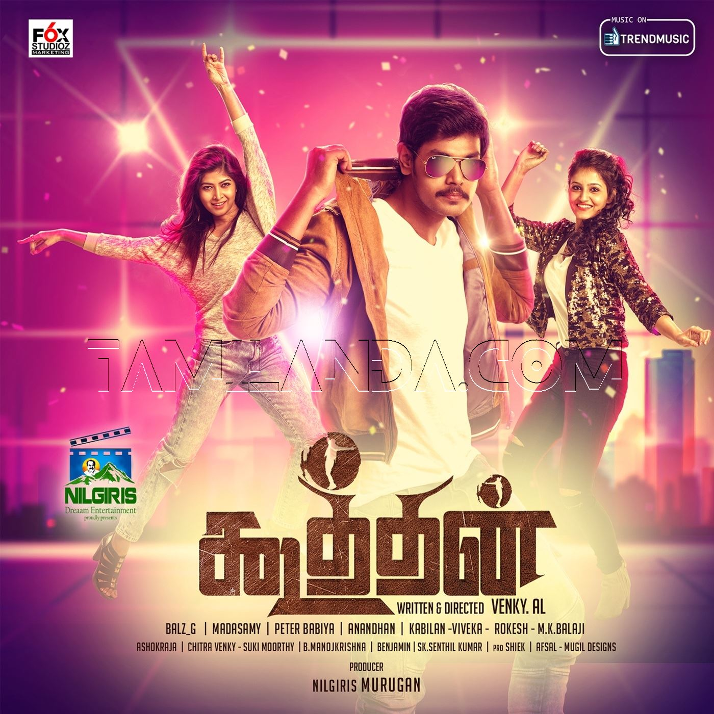 Koothan FLAC/WAV Songs