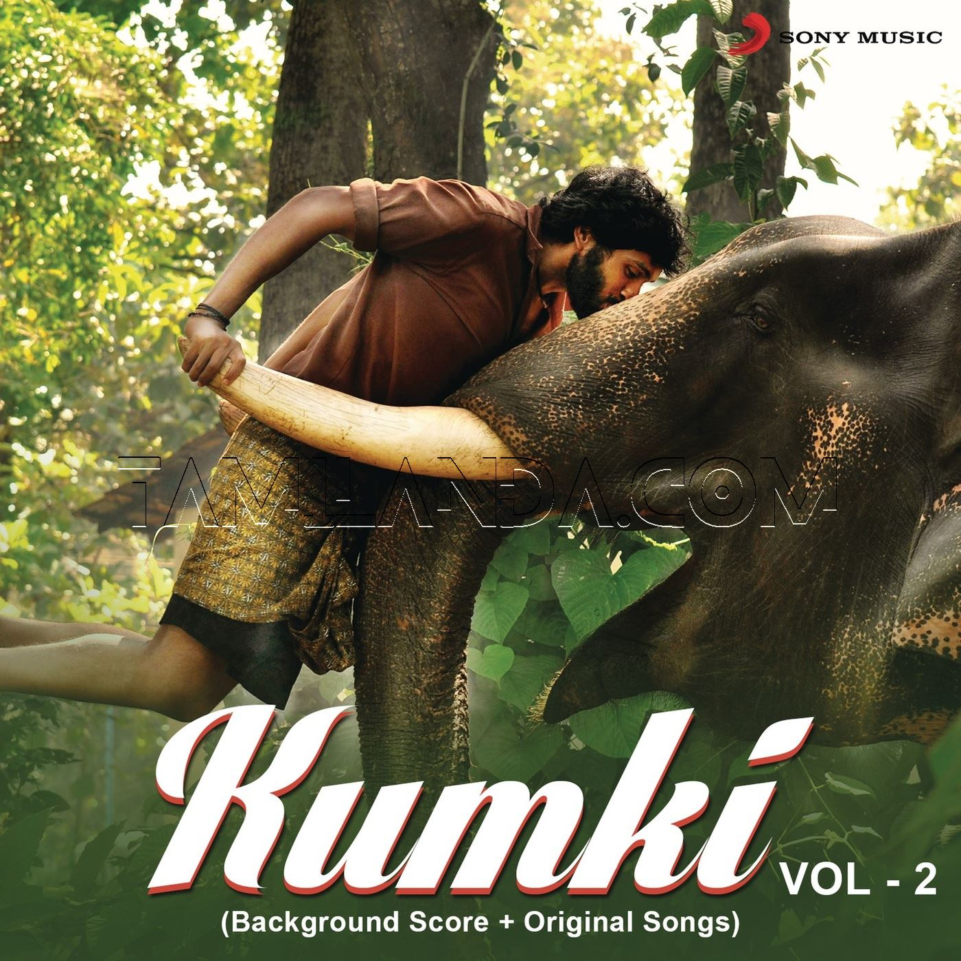 Kumki , Vol. 2 BGMs in FLAC