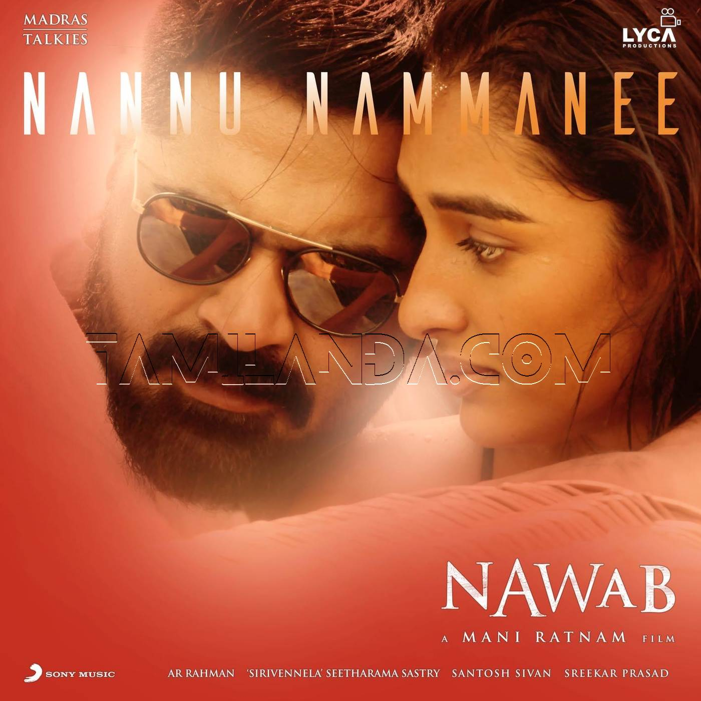 "Nannu Nammanee (From ""Nawab"") – Single FLAC Song"