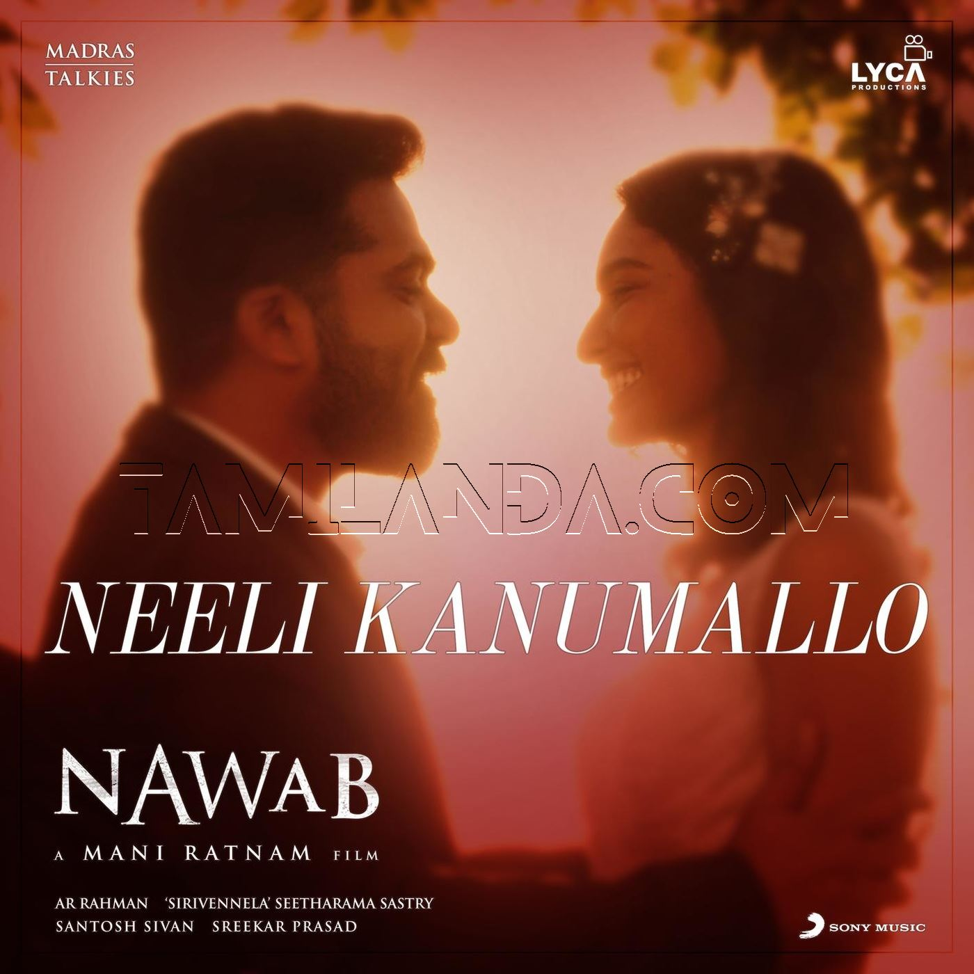 "Neeli Kanumallo (From ""Nawab"") – Single FLAC Song"