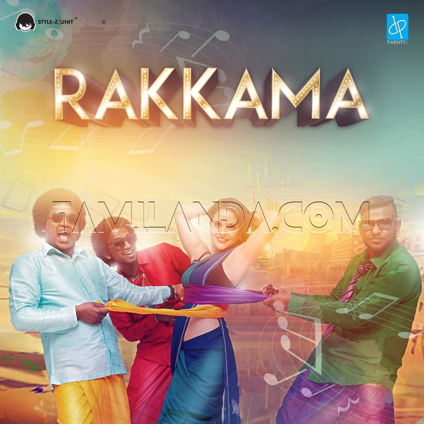 Rakkama – Single FLAC Song