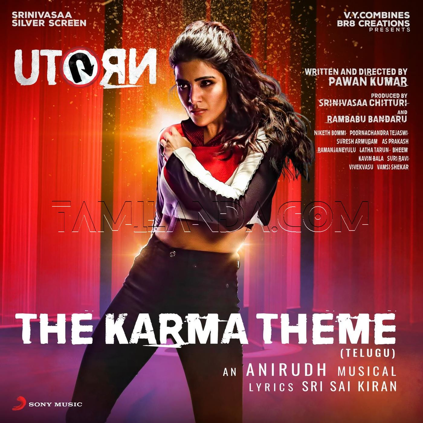 The Karma Theme (Telugu) (From U Turn) – Single FLAC Song