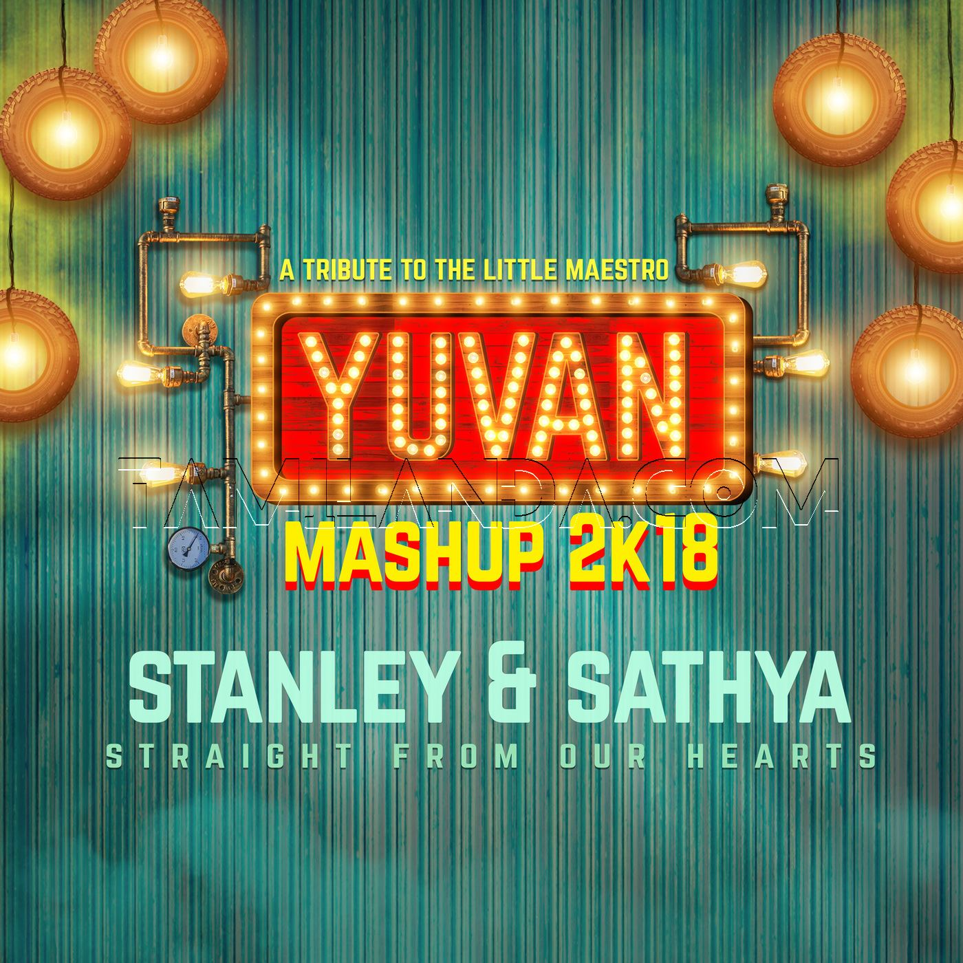 Yuvan Mashup 2k18 (Straight from Our Hearts) – Single FLAC/WAV Album Song