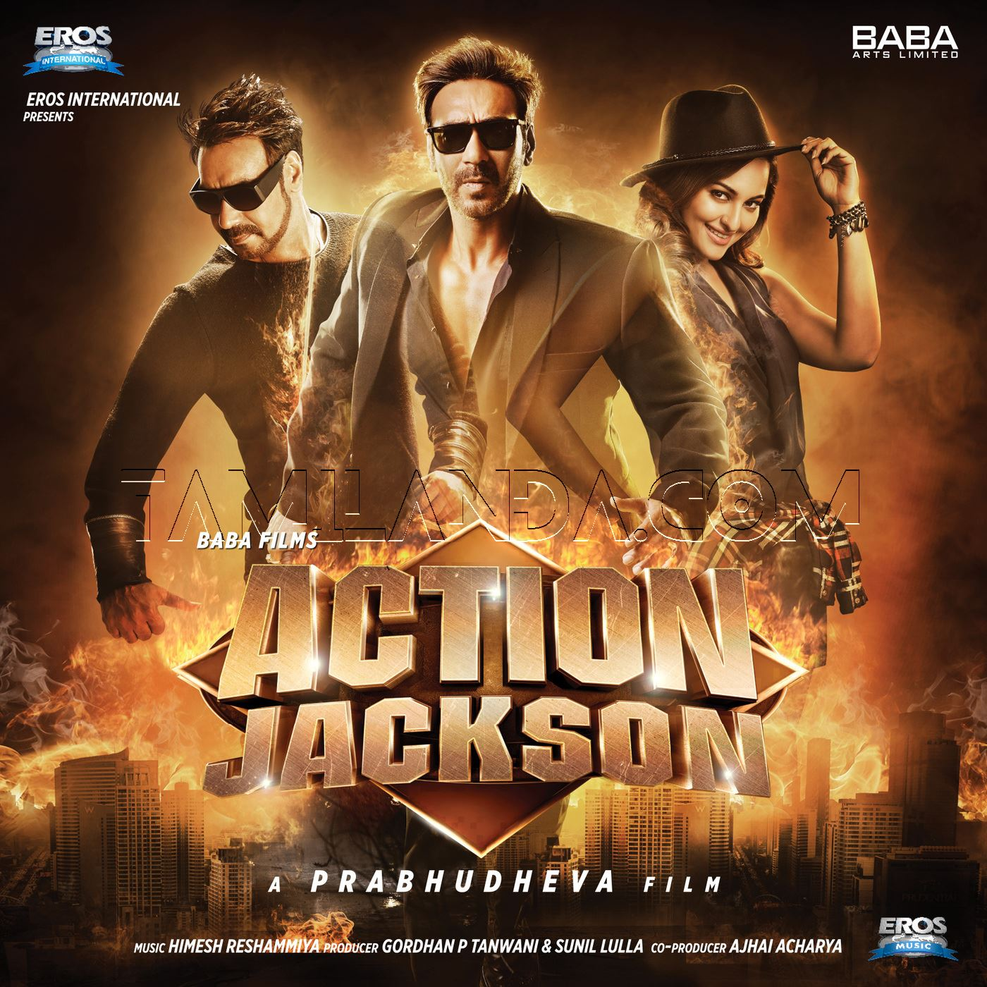 Action Jackson (2014) FLAC Songs