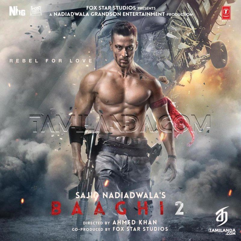 Baaghi 2 (2018) FLAC Songs