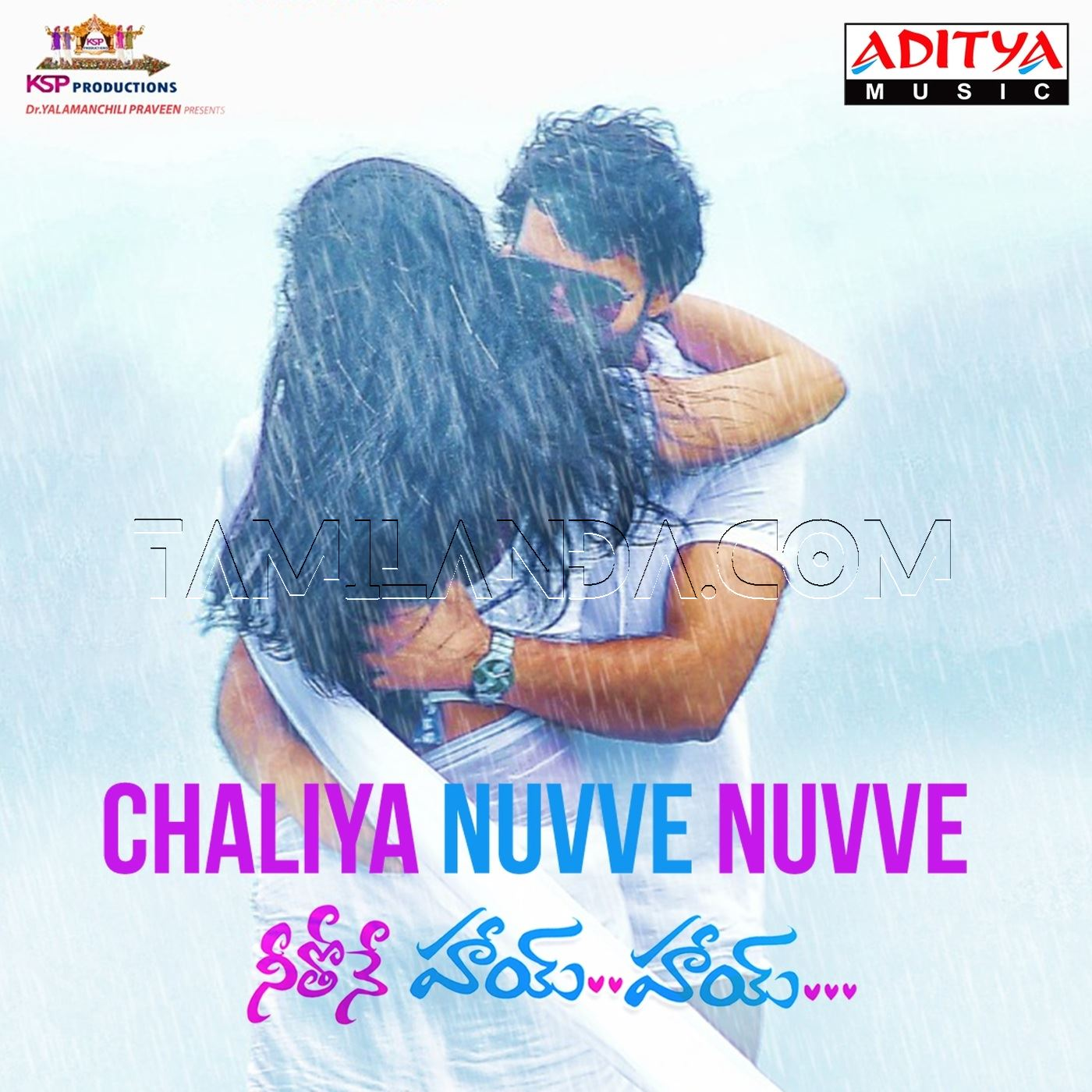 Chaliya Nuvve Nuvve (From Neethone Hai Hai) – Single FLAC Songs