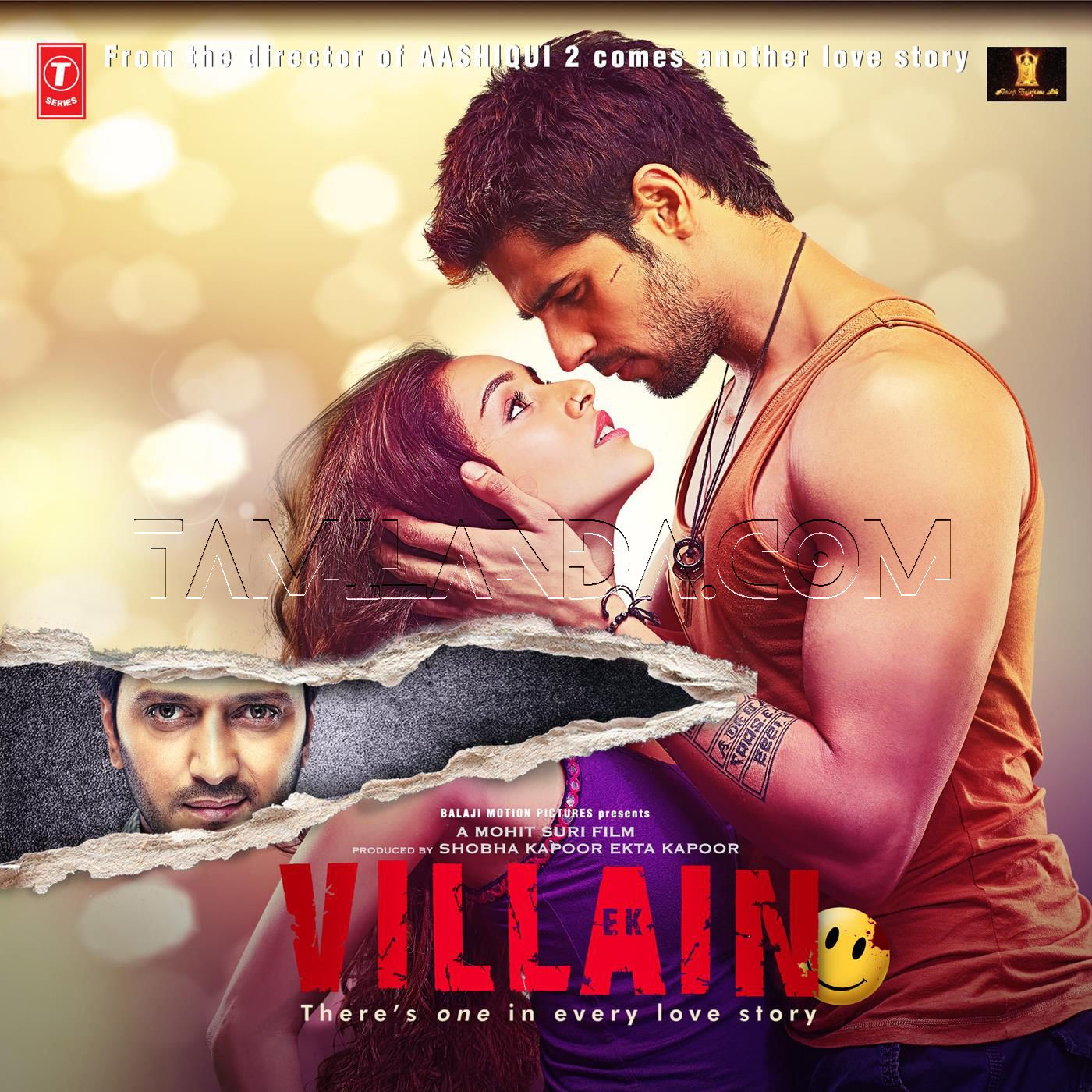 Ek Villain (2014) FLAC/WAV Songs
