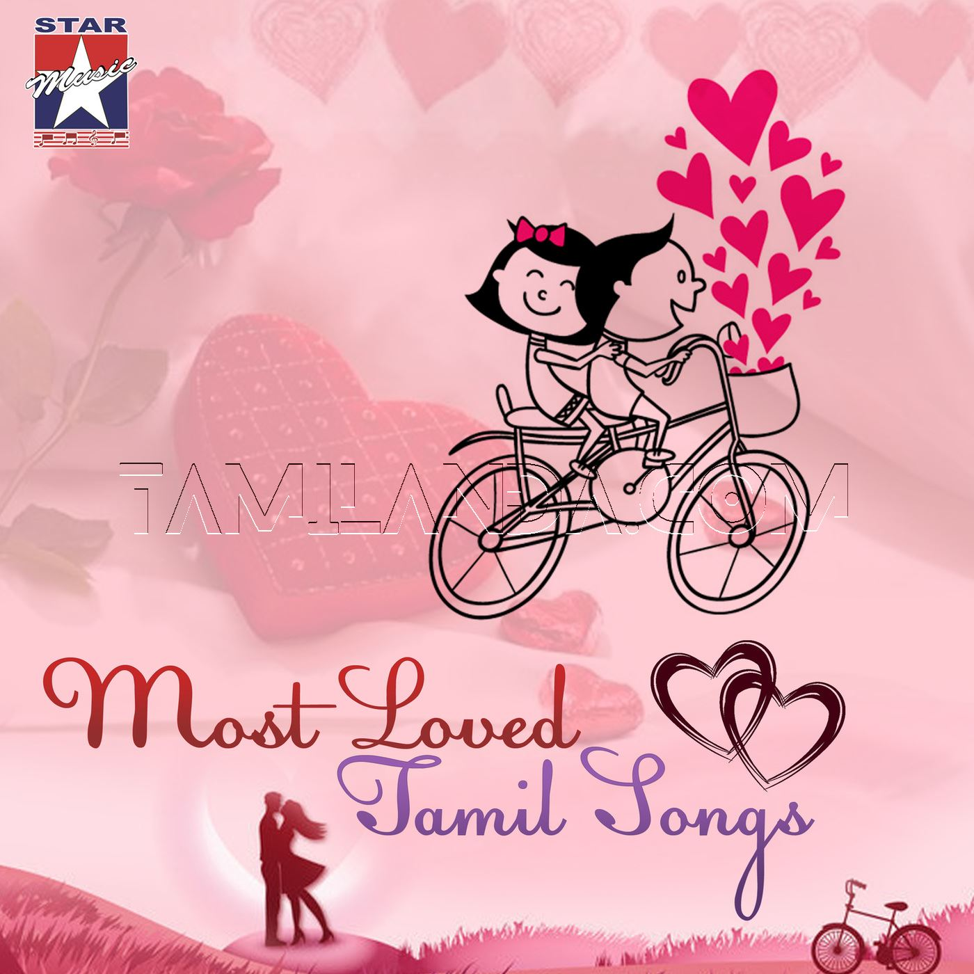 Most Loved Tamil Songs FLAC Songs