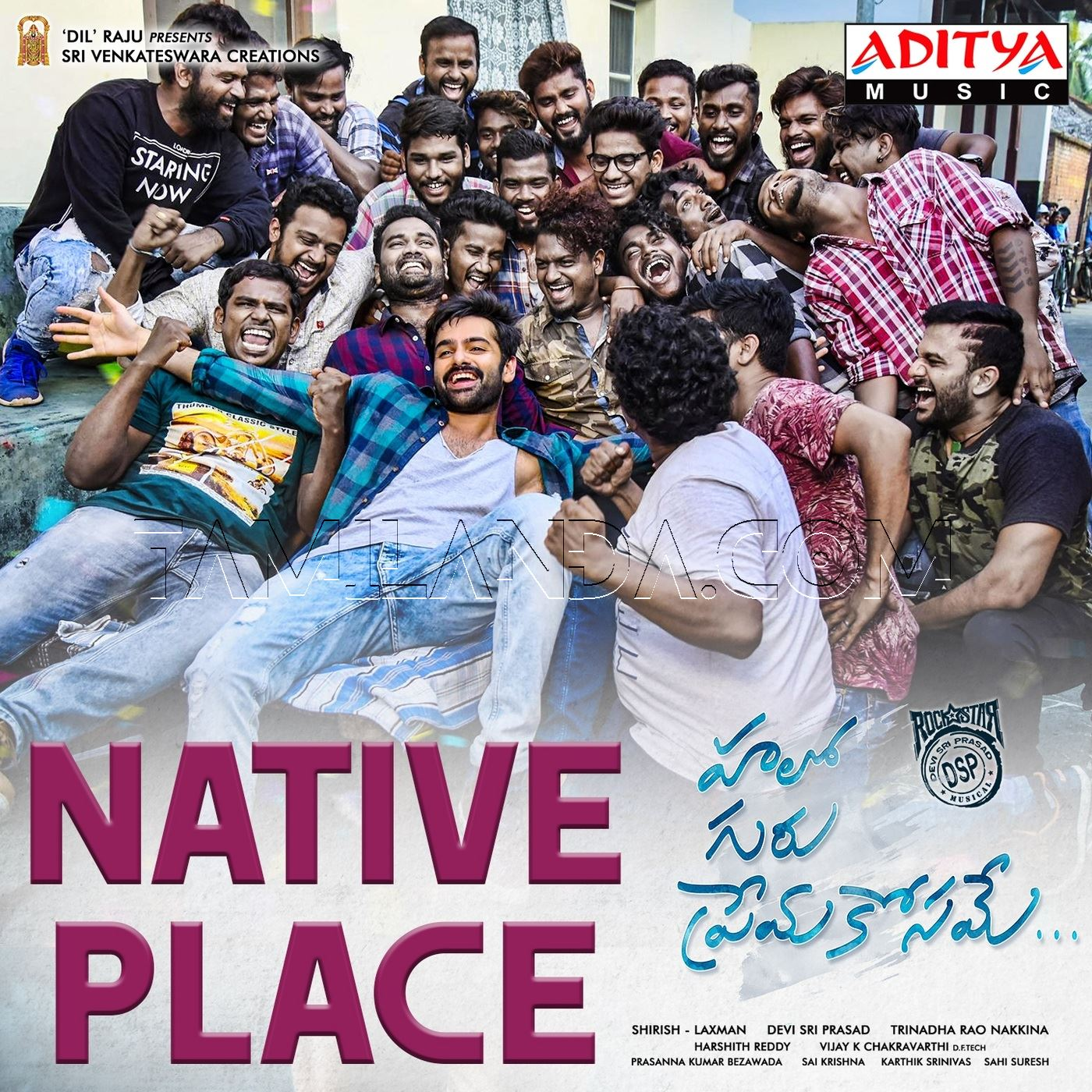 Native Place (From Hello Guru Prema Kosame) – Single FLAC Song