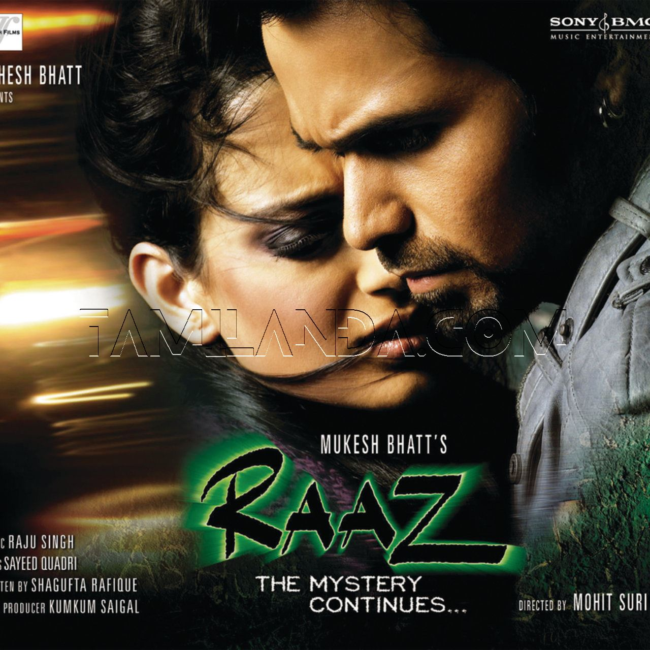 RAAZ – The Mystery Continues (2008) FLAC Songs
