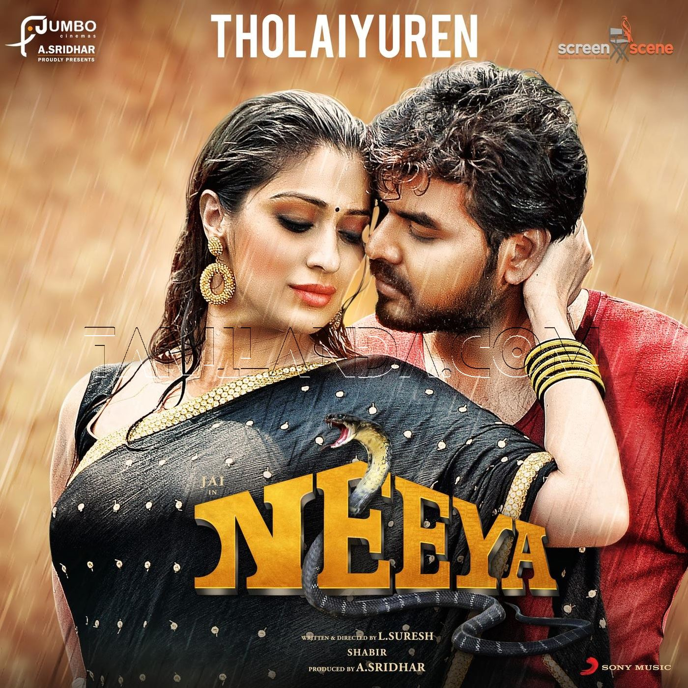 "Tholaiyuren (From ""Neeya – 2"") – Single FLAC Song"