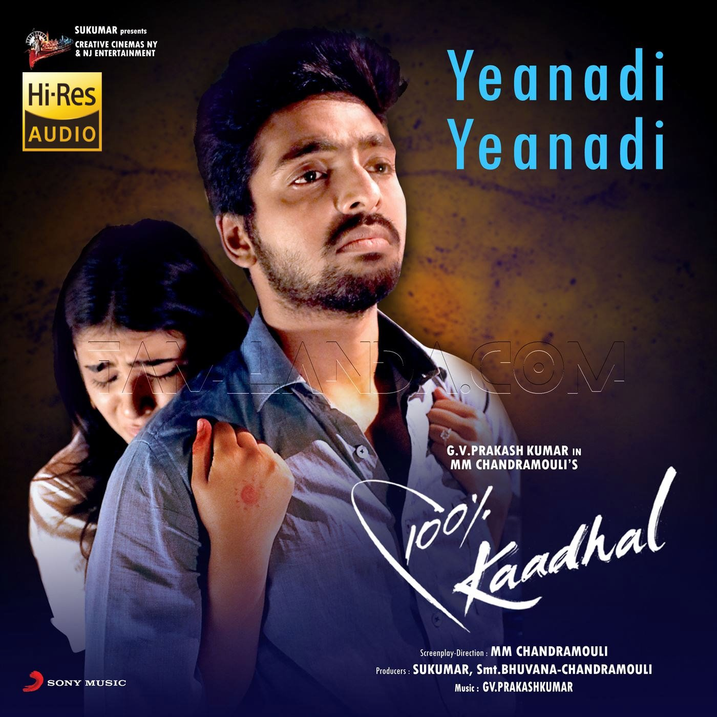 Yeanadi Yeanadi (From 100% Kaadhal) (2018) – Single 24 BIT FLAC Song