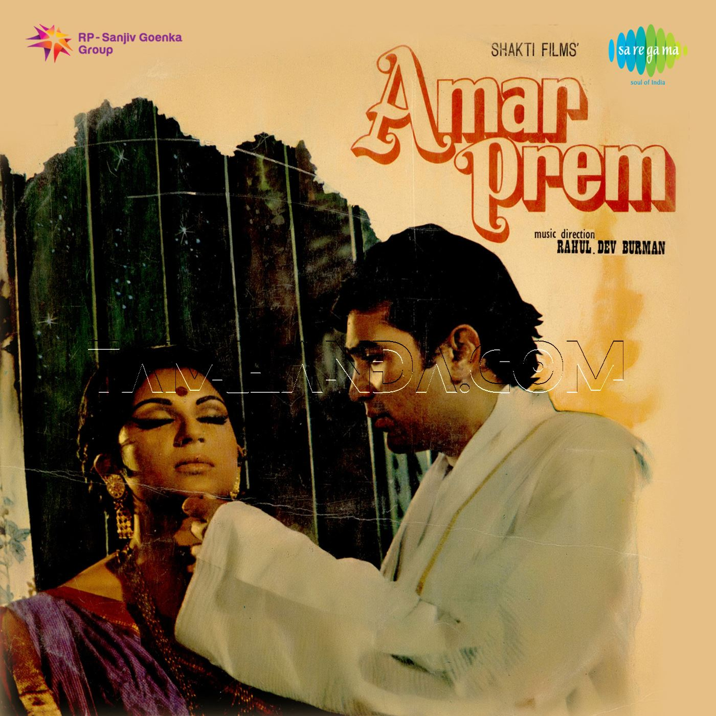 Amar Prem (1971) FLAC Songs