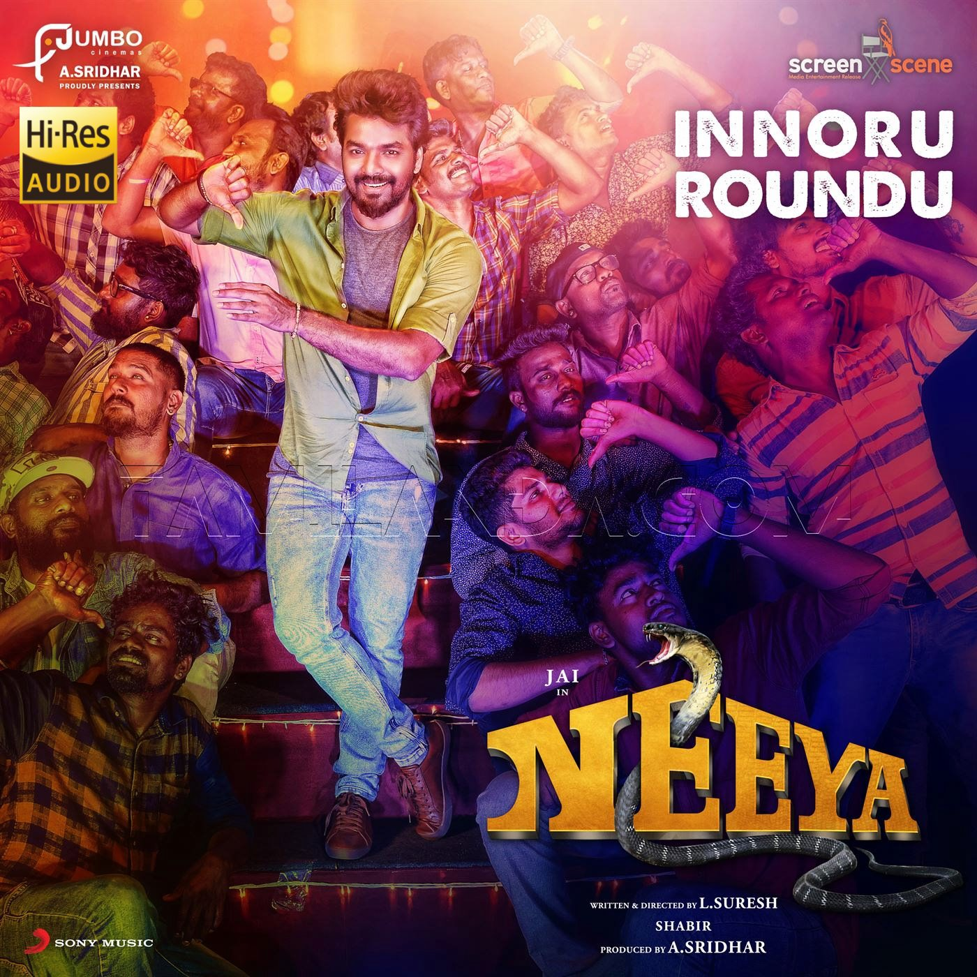 Innoru Roundu (From Neeya 2) – Single – (2018) 24 BIT 48 KHZ FLAC Song