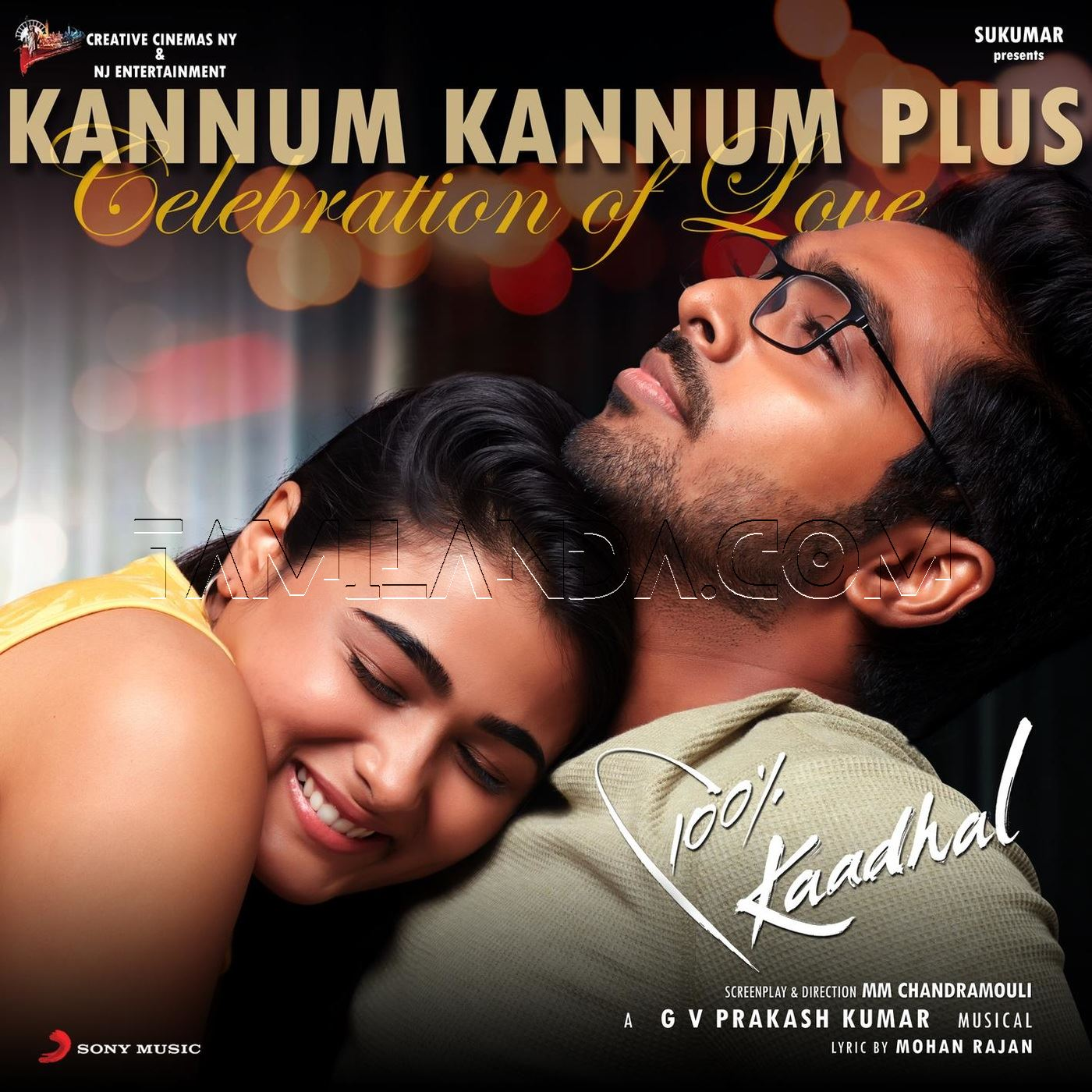 "Kannum Kannum Plus (From ""100% Kaadhal"") – Single FLAC Song"