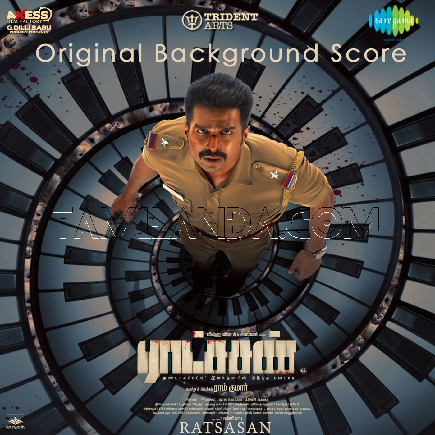 Ratsasan (Original Background Score) FLAC Songs