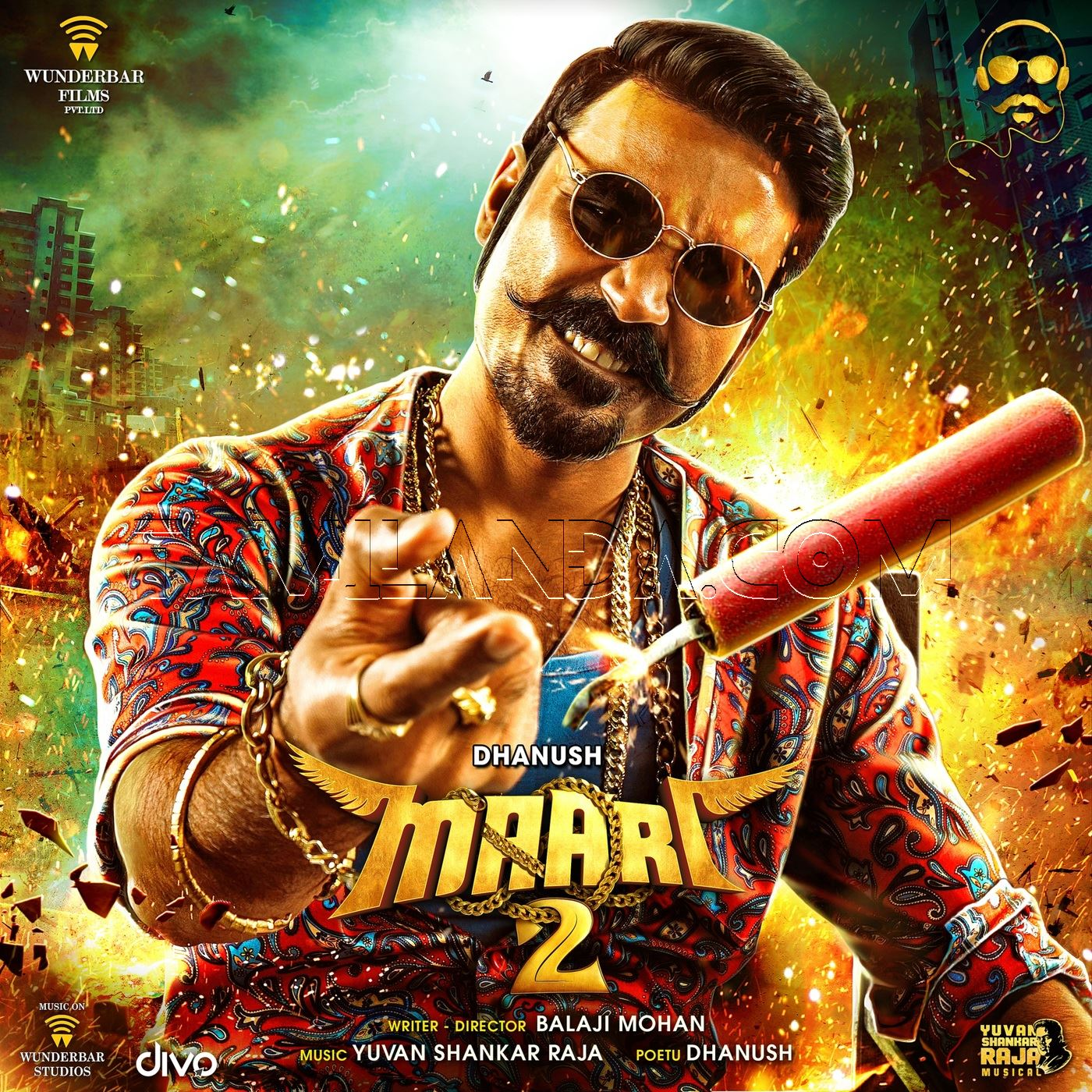 Rowdy Baby (From Maari 2) – Single FLAC Song