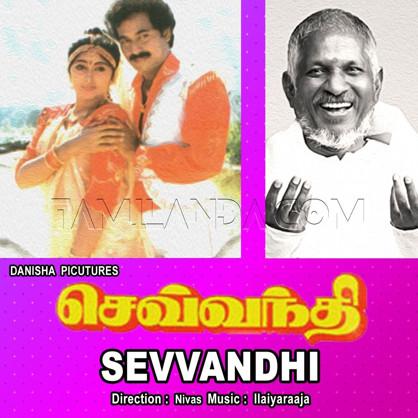 Sevvandhi (1992) FLAC Songs