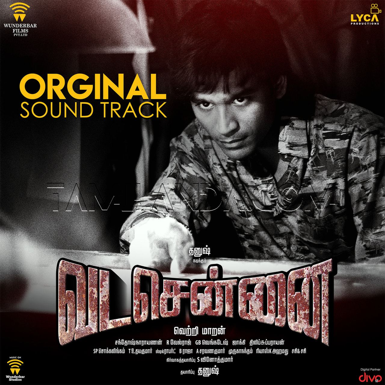 VadaChennai (Original Background Score) FLAC Album