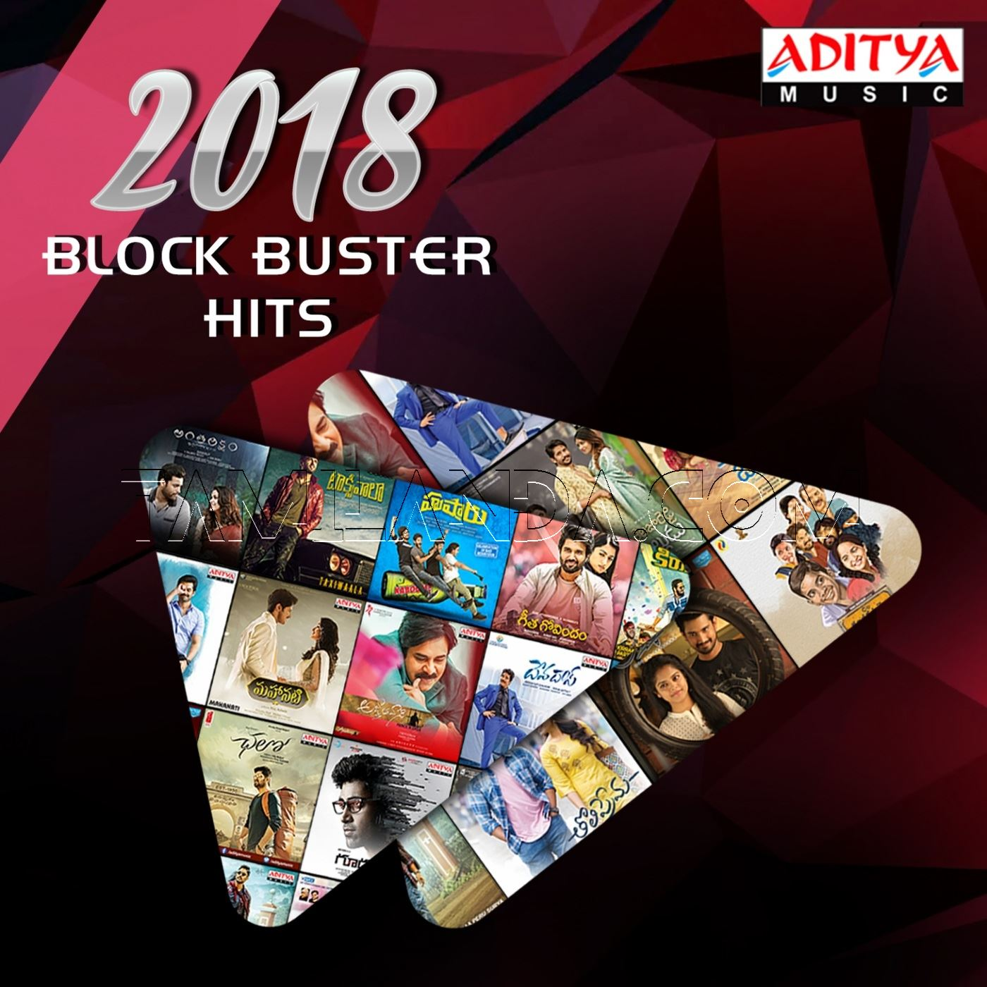 2018 Block Buster Hits FLAC Songs [Telugu]