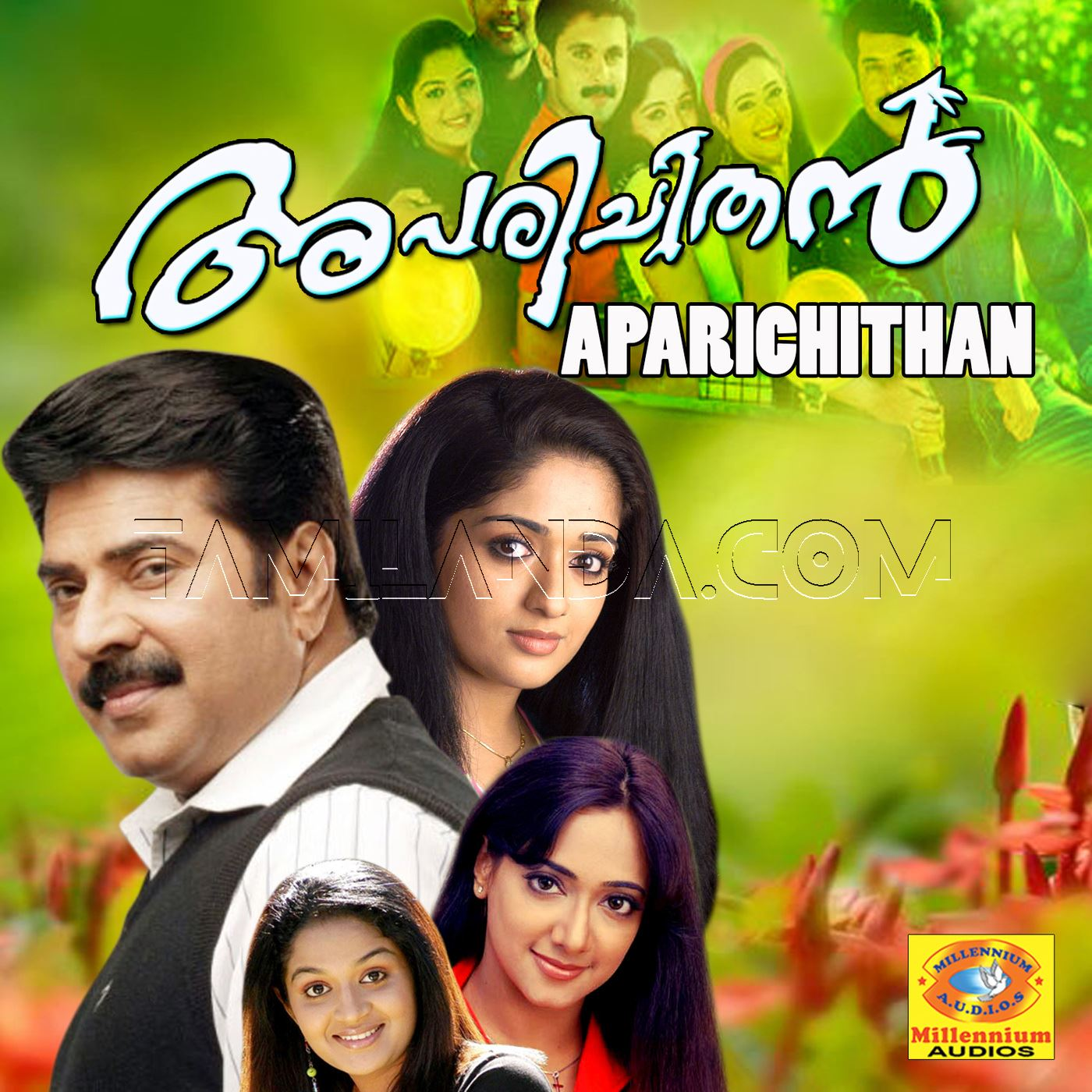 Aparichithan FLAC Songs (2004)