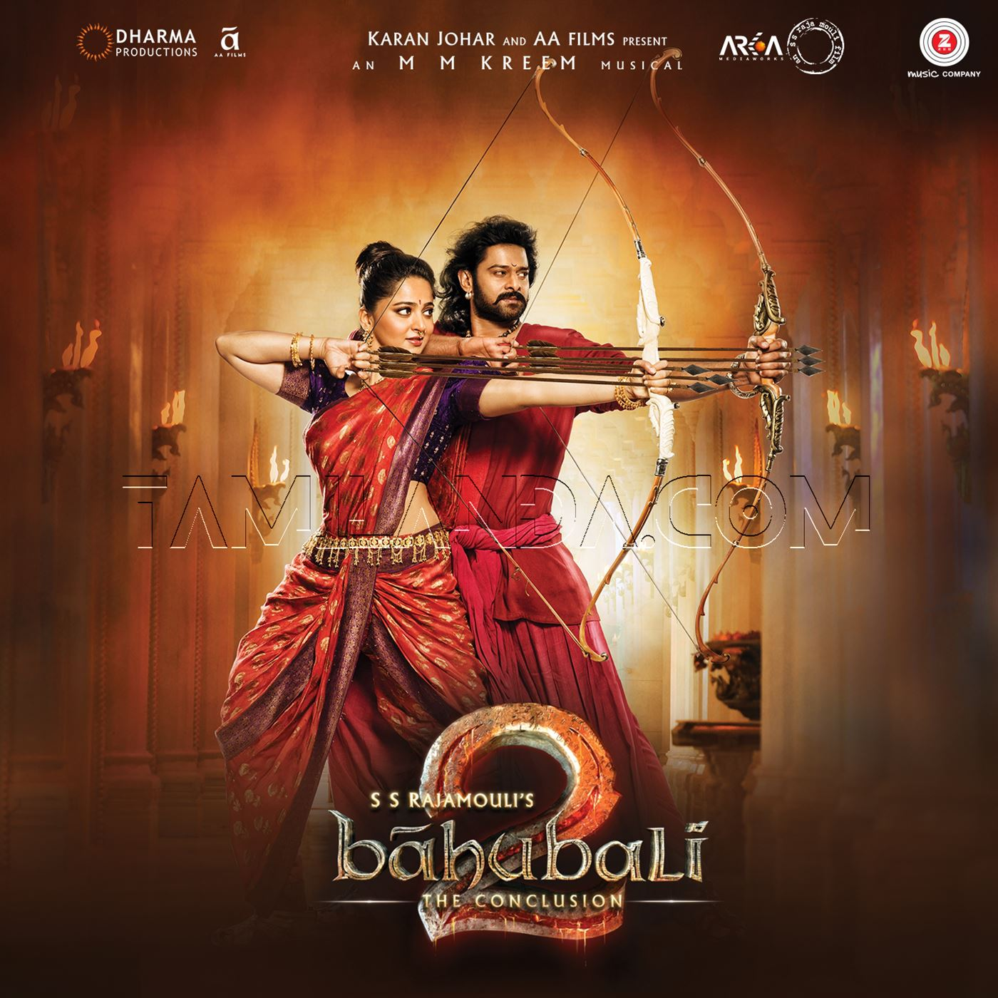 Bahubali 2 – The Conclusion FLAC Songs (2017)