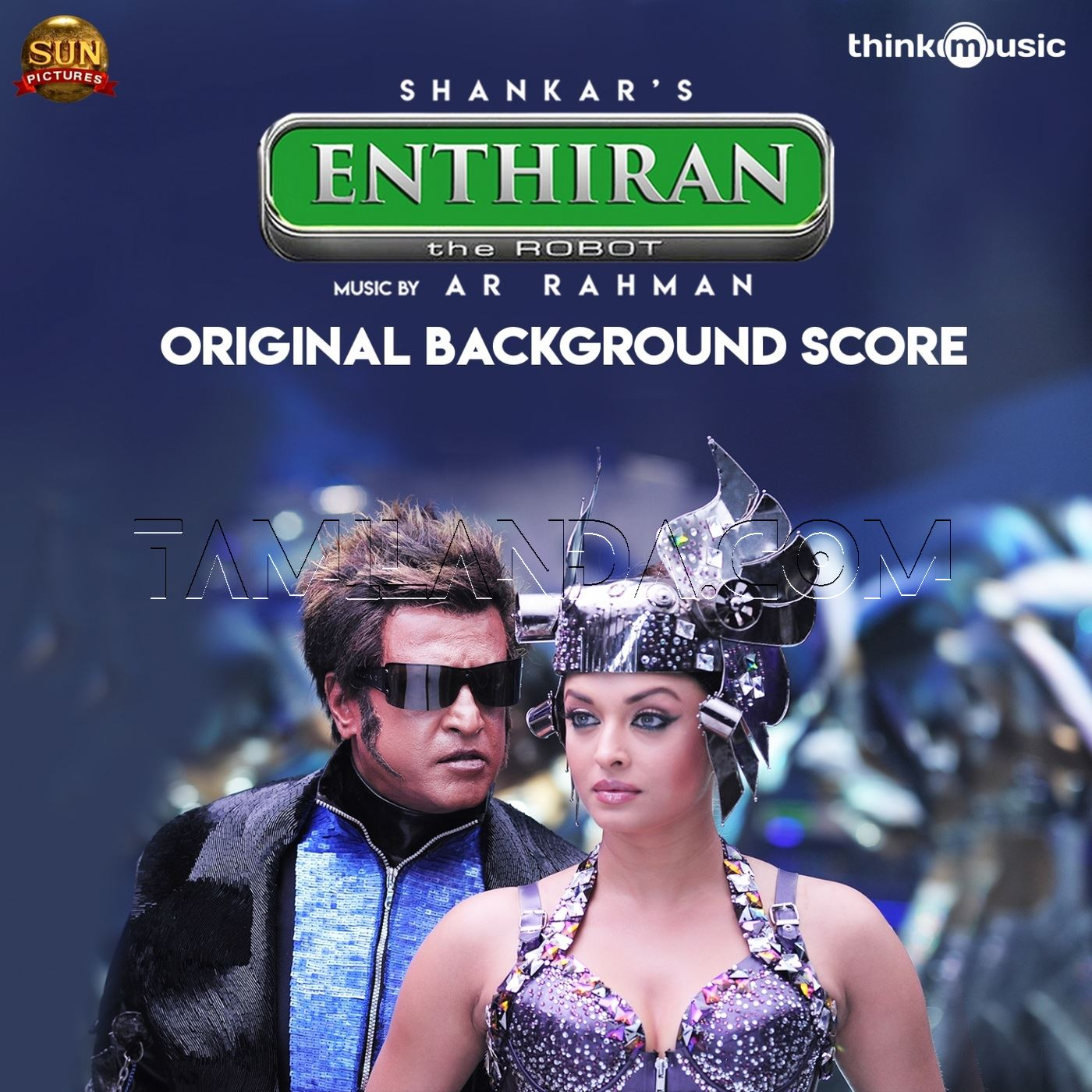Enthiran (Original Background Score) FLAC Album