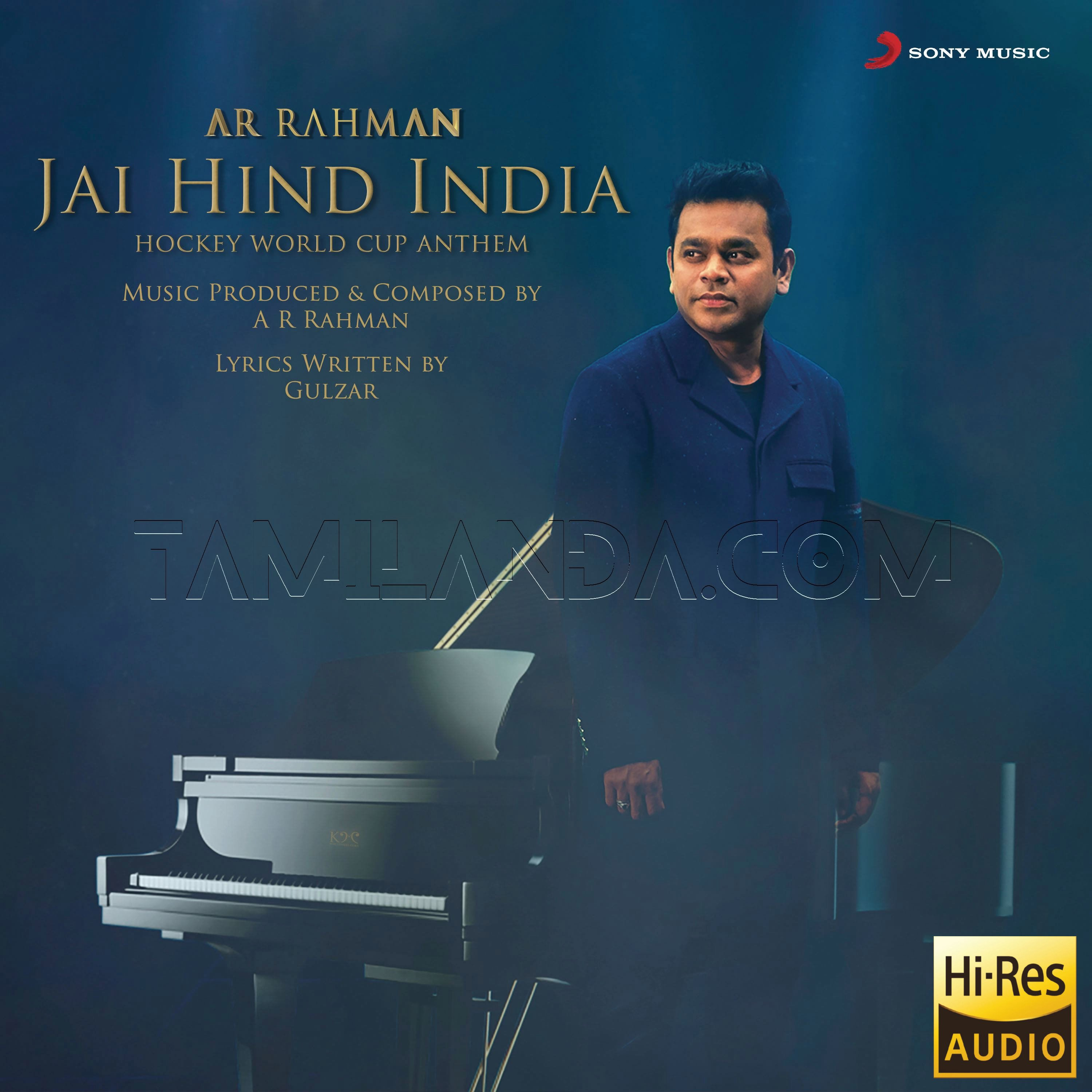 Jai Hind India – Single FLAC Song (2018) (A. R. Rahman) (24 BIT)