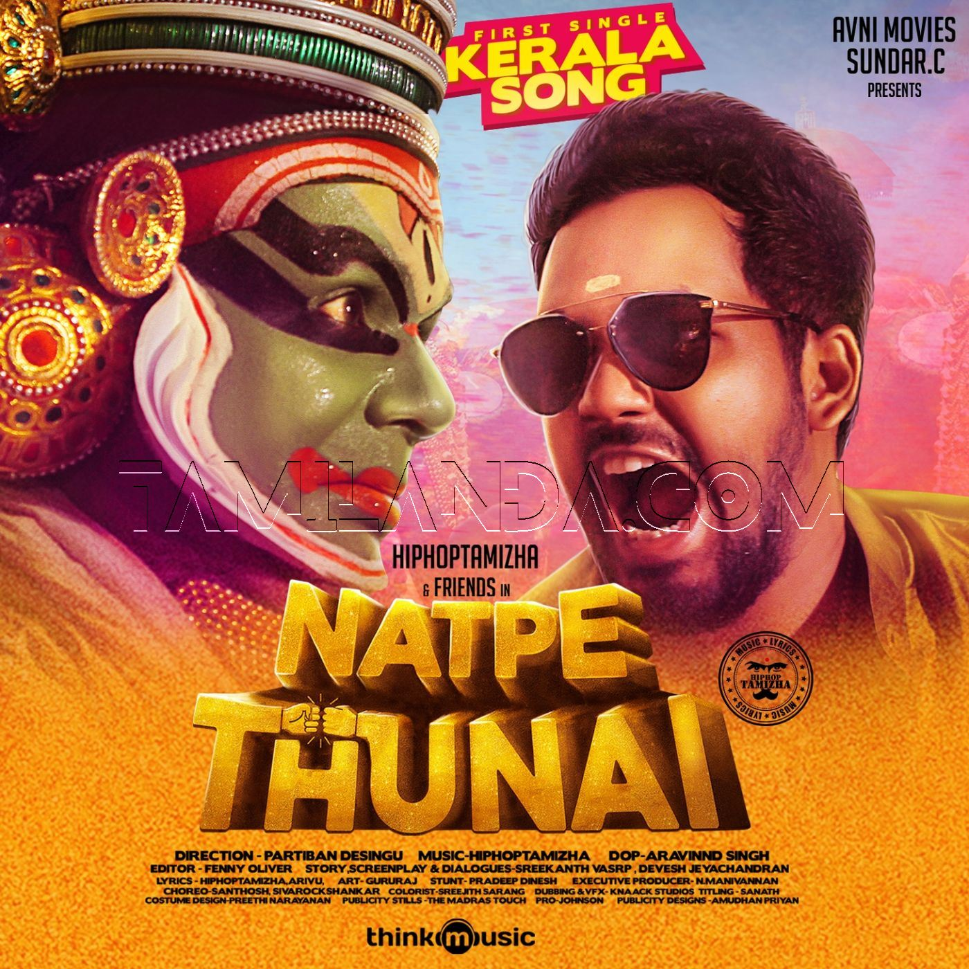 Natpe Thunai – Single FLAC Song (2018)