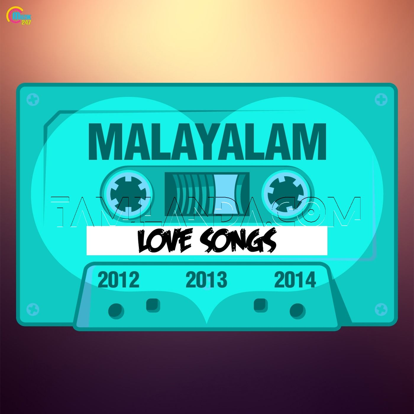 Malayalam Love Songs 2012, 2013 and 2014 FLAC Songs