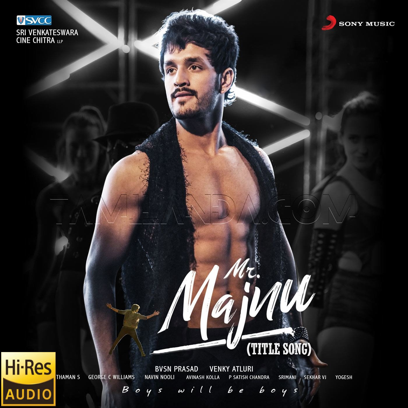Mr. Majnu (From Mr. Majnu) – Single FLAC Song (2018) (24 BIT 48 KHZ)