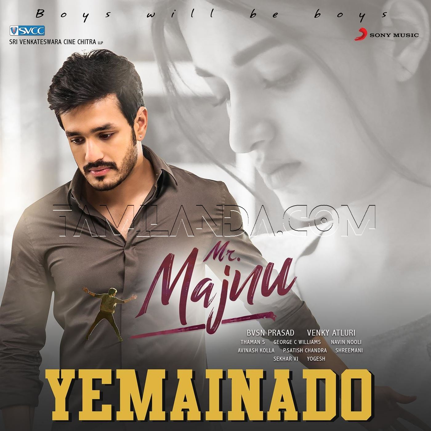 Yemainado (From Mr. Majnu) – Single FLAC Song (2018)