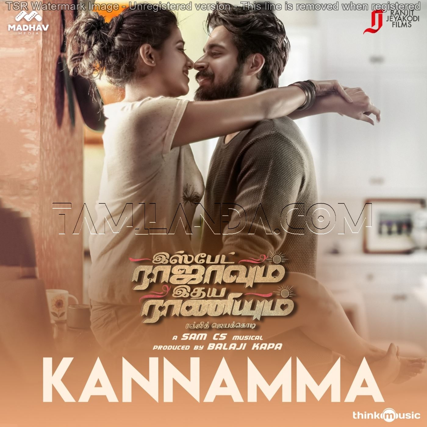 Kannamma (From Ispade Rajavum Idhaya Raniyum) – Single FLAC Song (2019)