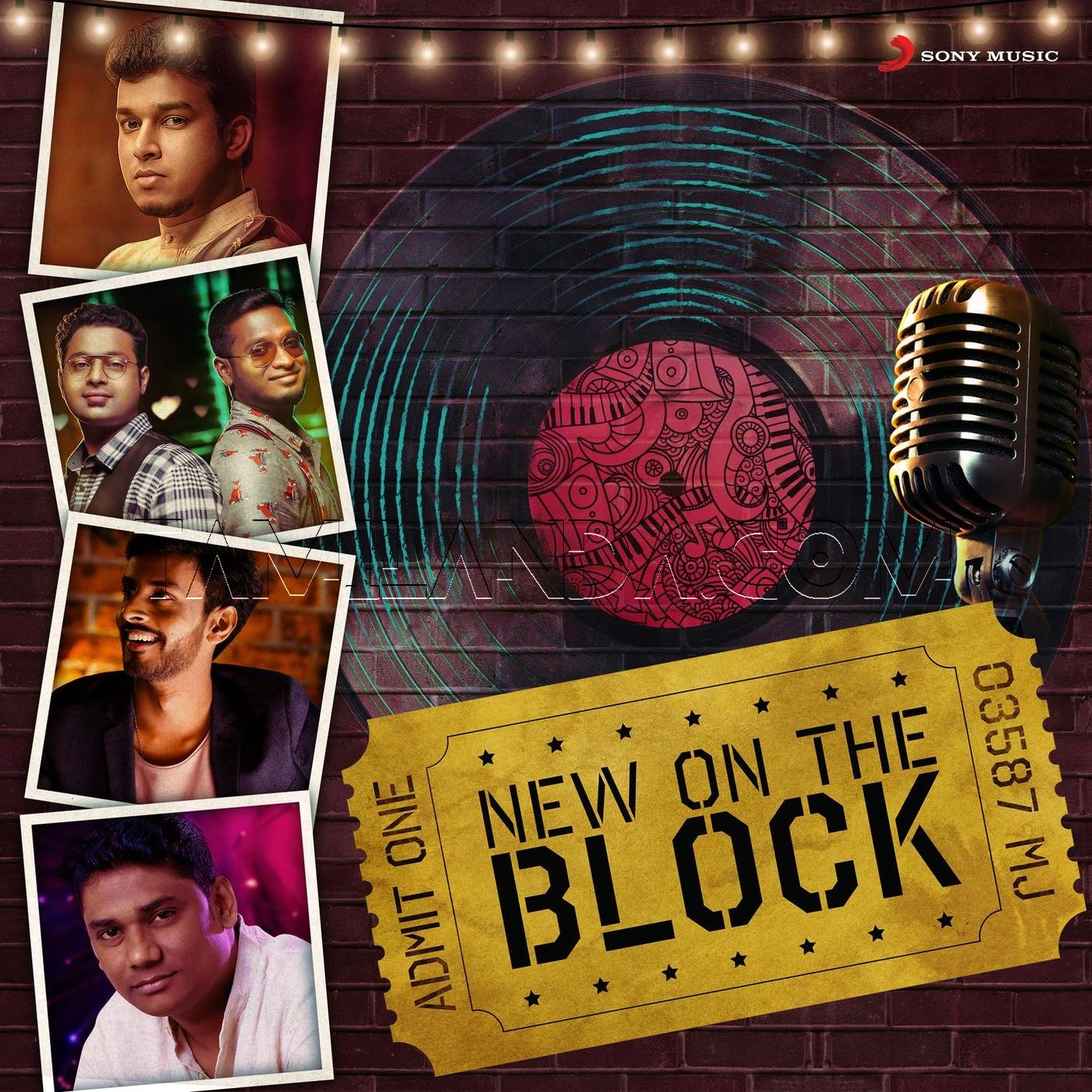 New On The Block – Tamil FLAC Songs (2019)