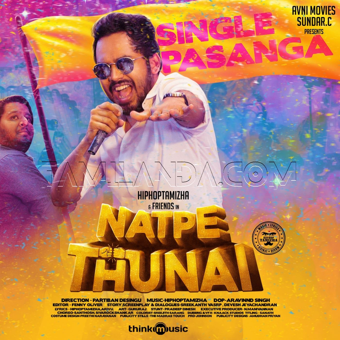 Single Pasanga (From Natpe Thunai) – Single (2019)