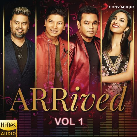 ARRived, Vol. 1 FLAC Songs (2019) (24 BIT-48 KHZ)