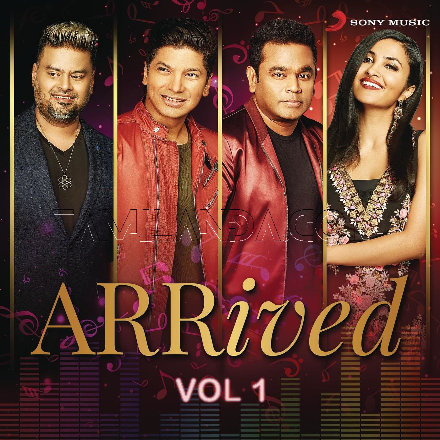 ARRived, Vol. 1 FLAC Songs (2019)