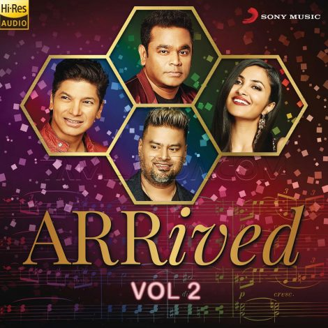 ARRived, Vol. 2 FLAC Songs (2019) (24 BIT-48 KHZ)