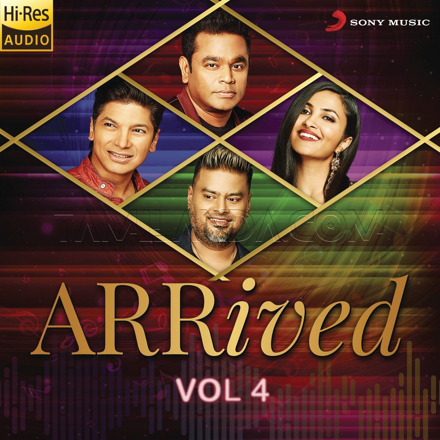 ARRived, Vol. 4 FLAC Songs [24 BIT]