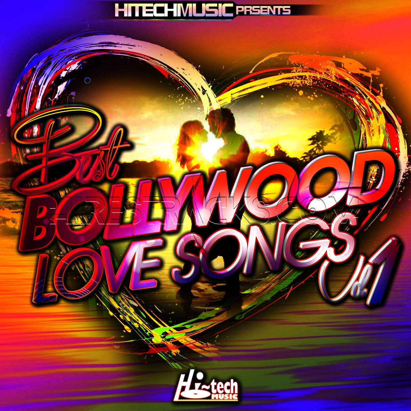 Best Bollywood Love Songs, Vol. 1 (2015)