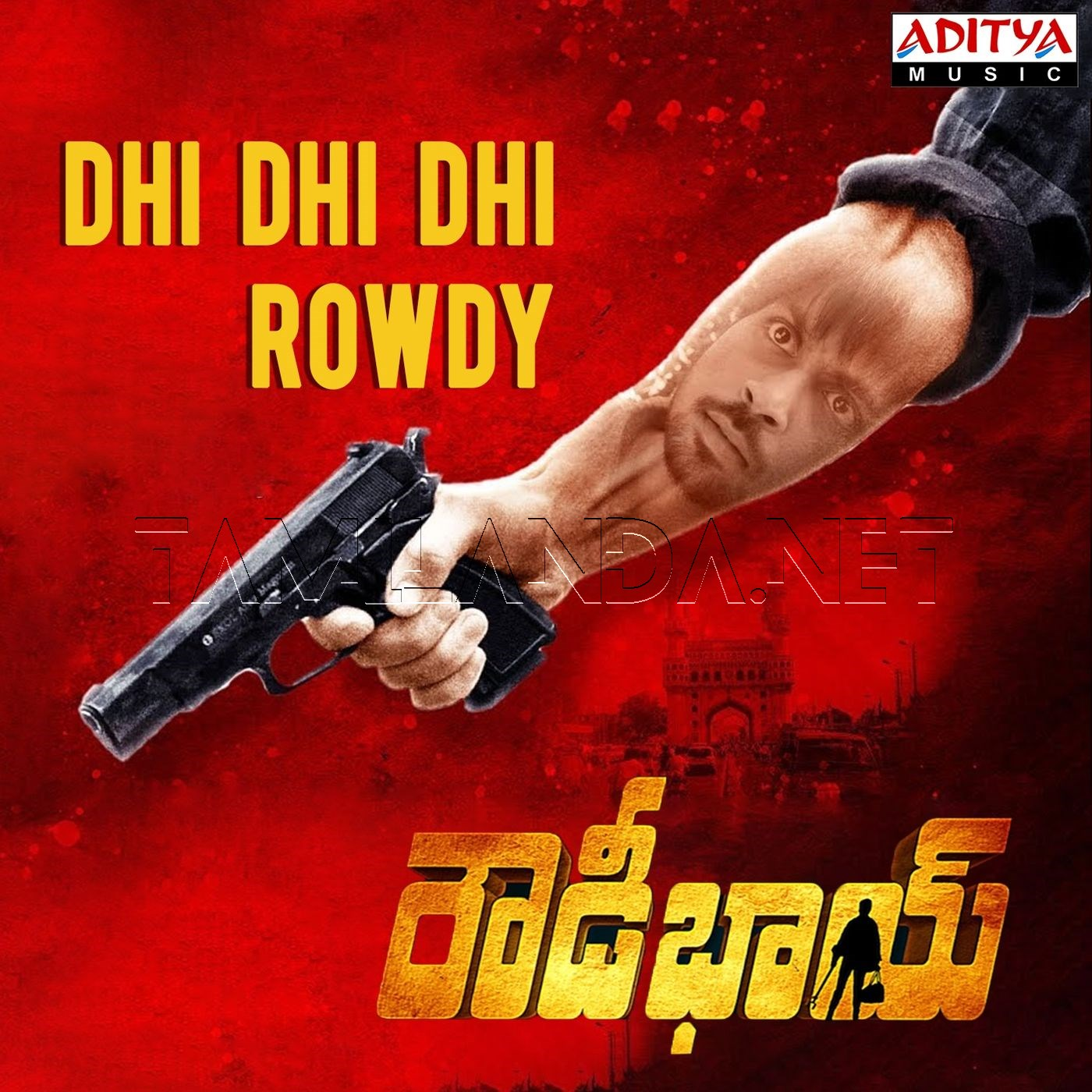 Dhi Dhi Dhi Rowdy (From Rowdy Bhai) – Single (2019)
