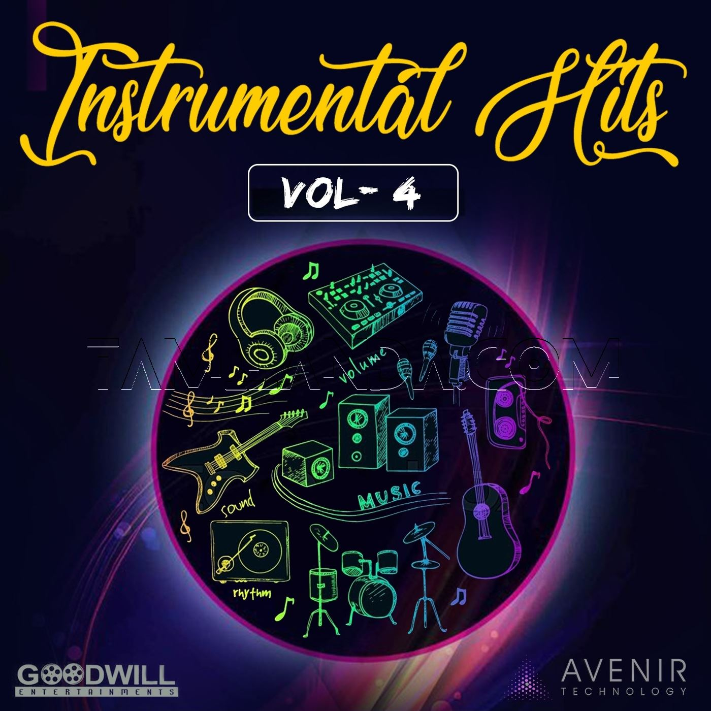 Instrumental Hits, Vol. 4 (2018)