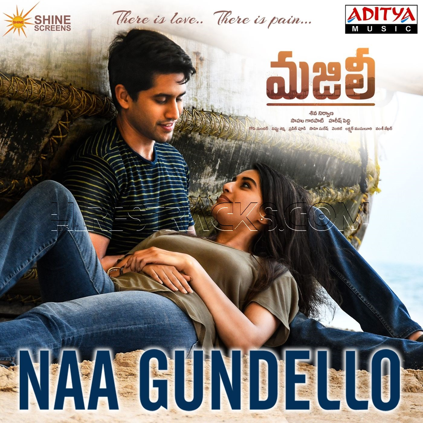 Naa Gundello (From Majili) – Single (2019)
