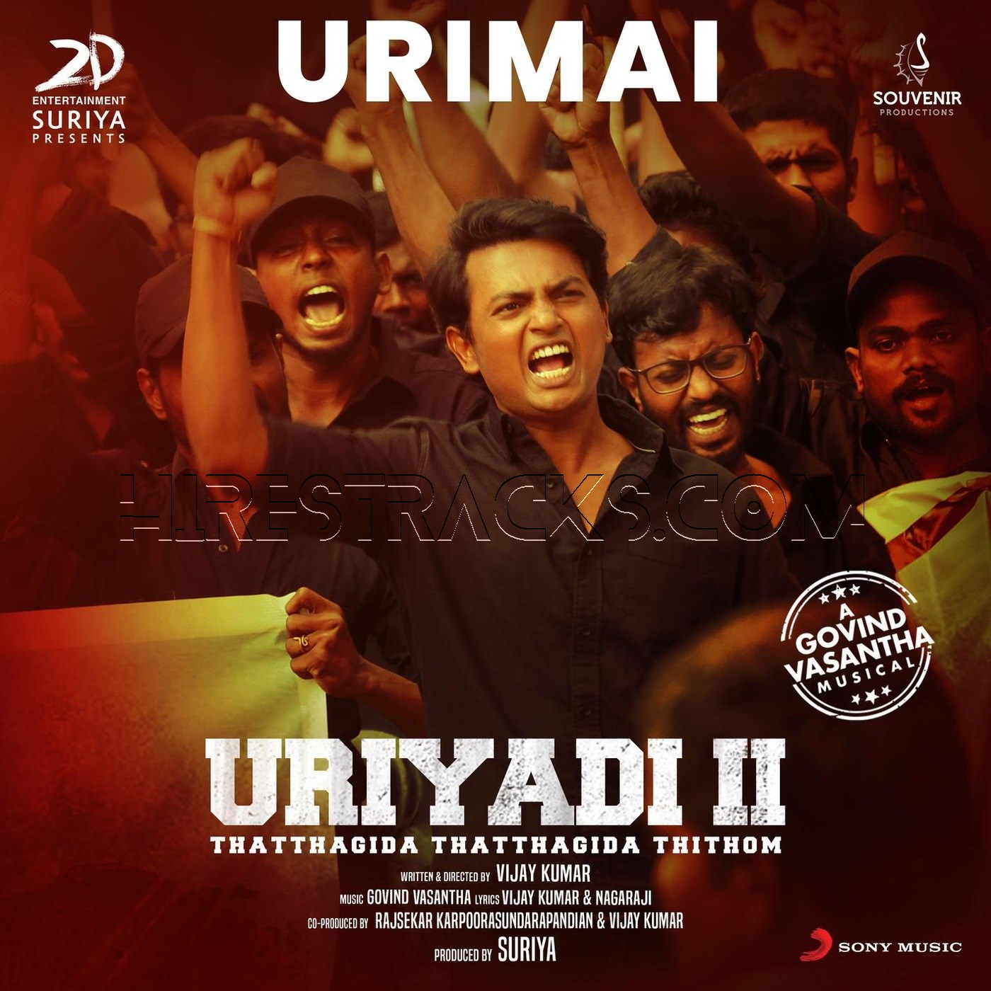 Urimai (From Uriyadi 2) – Single (2019)