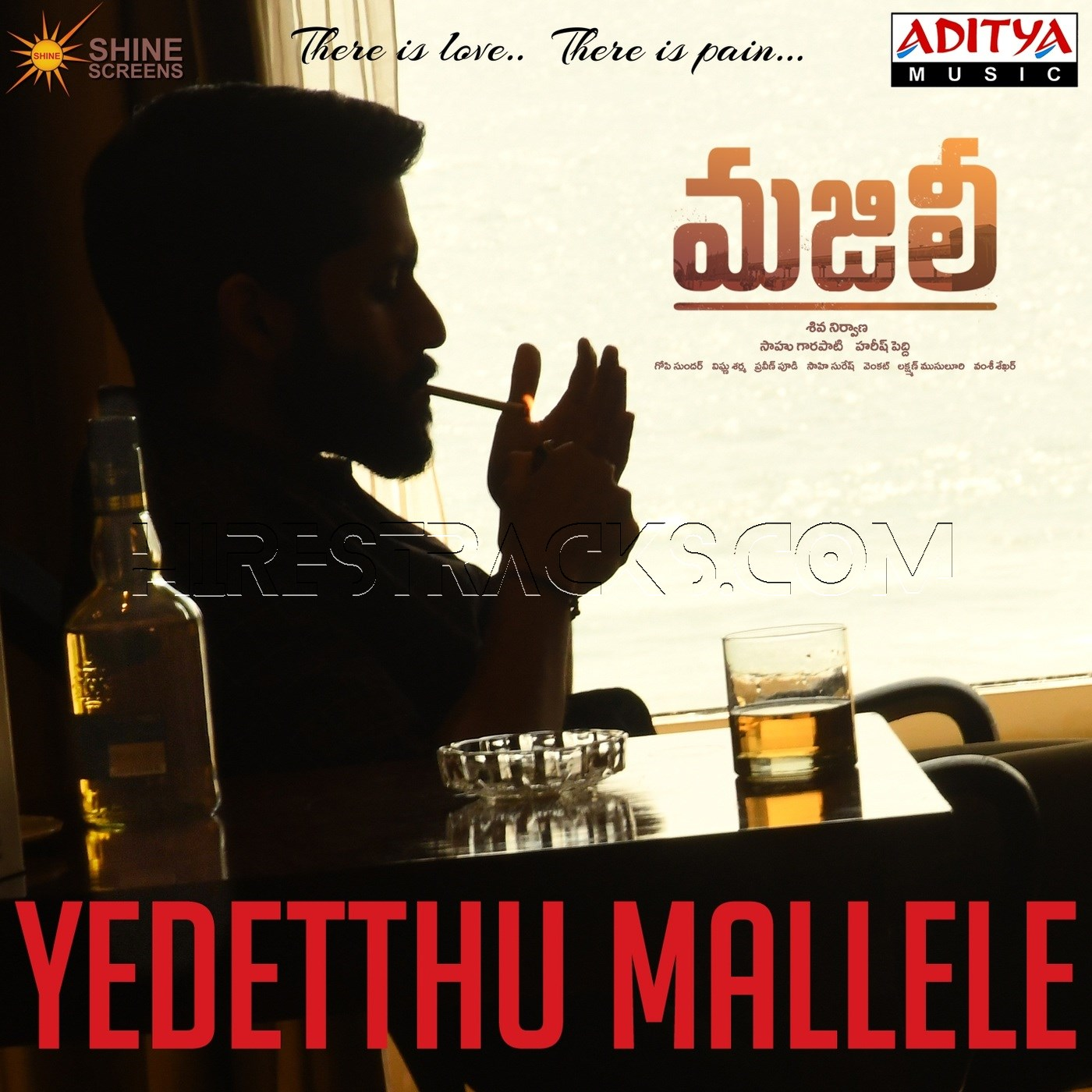 Yedetthu Mallele (From Majili) – Single (2019)
