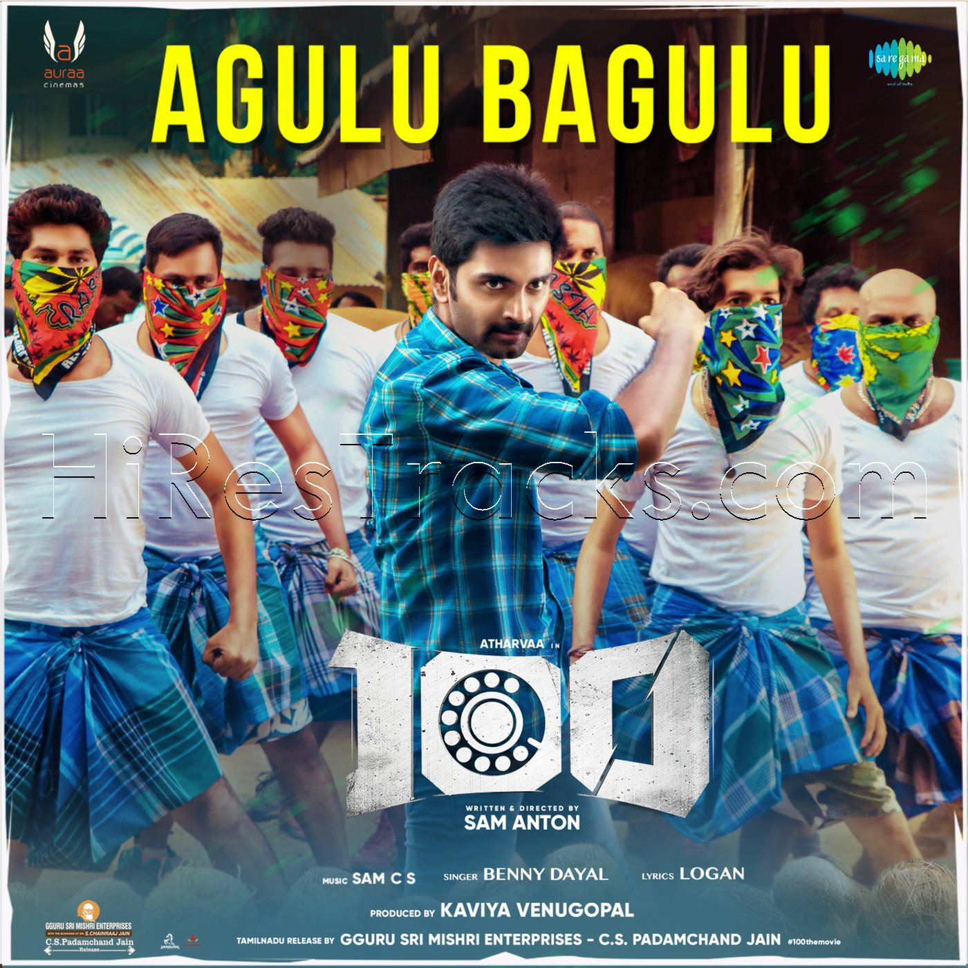 Agulu Bagulu (From 100) – Single (2019)